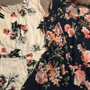 Romper bundle perfect for spring and summer!